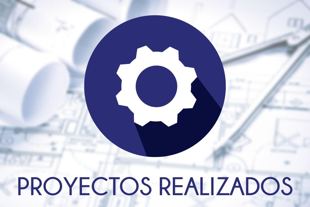 Proyectos realizados Equindeca
